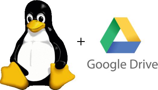 Linux_Plus_Google_Drive